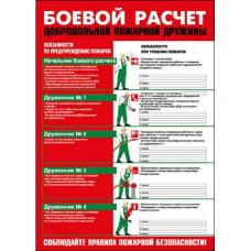 П1-ДПД 420x297 Боевой расчет - 1 плакат
