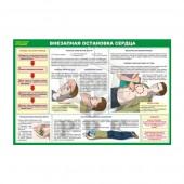"""Комплект из 8 плакатов """"Приёмы оказания первой помощи пострадавшим"""""""