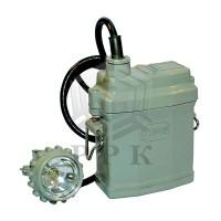 СГГ-5 М 0.5 Фонарь аккумуляторный ѐмкость аккумулятора 8,2А/ч, вес 1,1кг.