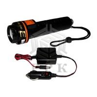 Фонарик светодиодный аккумуляторный Экотон-17А