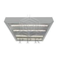 Светильник светодиодный потолочный накладной ССП (Н) ЭКОТОН