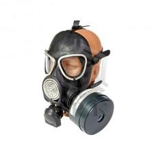 ГП-9В Гражданский противогаз с лицевой маской МП-04 с ФПК ГП-9кБ Оптим