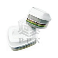 Фильтр 3M™ 6099 Защита от газов, паров, аэрозолей