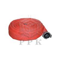 Рукав пожарный Латексный РПМ(П) 100 мм в сборе с головками ГРВ-100