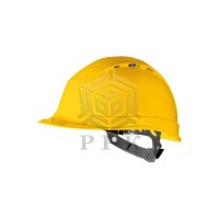 Каска защитная с вентиляцией из полипропилена высокой плотности QUARTZ I