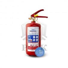 Огнетушитель автомобильный воздушно-эмульсионный закачной ОВЭ-2(з)-АВЕ