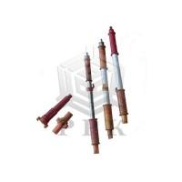 Гидропульт РЛО-М.01.000Е-01 цилиндр, гайка, штуцер из металла