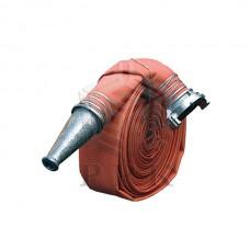 Рукав пожарный Армтекс РПМ(Д) 50 мм в сборе с головками ГР-50 и стволом РС-50.01