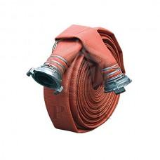 Рукав пожарный Армтекс РПМ(Д) 80 мм в сборе с головками ГР-80