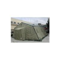 Памир 50. Палатка для полевых условий летняя (внешний тент - ткань ПВХ)