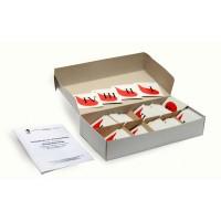 К19 Переливание крови (раздаточный набор из 10 комплектов по 12 карт)