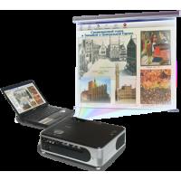 Диск с электронными плакатами по истории древнего мира и средних веков (61 тема) CD