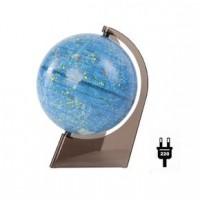 Глобус звездного неба D 210 с подсветкой на подставке из пластика
