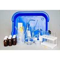 Набор химической посуды и принадлежностей по биологии для лабораторных  работ (НПБЛ)