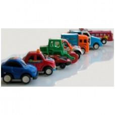Автомобили для магнитной доски (8 шт.)