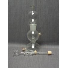 Аппарат  для получения газов(Киппа) 500мл