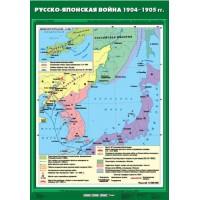 Русско-Японская война 1904 – 1905 гг. 70х100