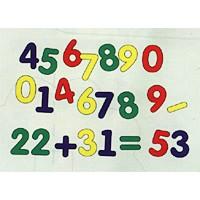 Набор цифр от 1 до 10 (50х70)