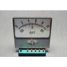 Амперметр-вольтметр с гальванометром дем.
