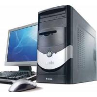 Компьютер в составе: (процессор, монитор, клавиатура, мышь, сетевой фильтр)