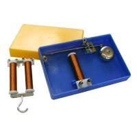 Лабораторный набор Электромагнит разборный с деталями