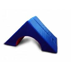 Арка треугольная 50-50-40, D-34 см (поролон, винилискожа)