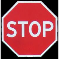 Знак дорожный (табличка) 0,36х0,36 м