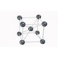 Модель демонстр. кристаллической решетки железа