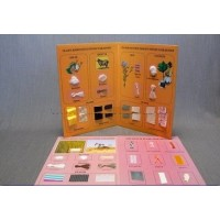Коллекция Промышленных образцов тканей и ниток