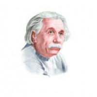 Портреты ученых физиков (12 шт)
