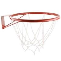 Кольцо баскетбольное металлическое № 3 (труба) диаметр 295 мм