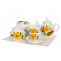 Сервиз чайный, 6 персон 15 предметов