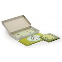 Комплект карточек Деление клетки. Митоз и мейоз (20 карт) 15х15, 15х30