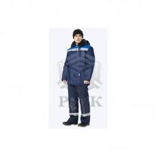 Куртка зимняя Бригадир