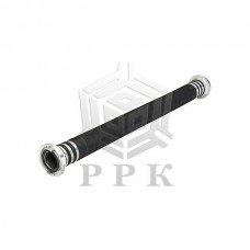 Рукав всасывающий диам. 200 мм с головками ГРВ-200 (4м)