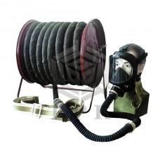 Противогаз шланговый ПШ-20С (маска ППМ-88) шланг ПВХ