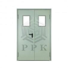 Двери противопожарные ДМП EI-60 со стеклом
